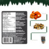 Dried Wild Mushroom Mix - Nutritional Facts