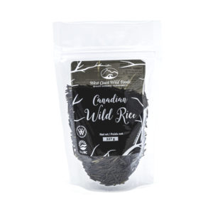 Canadian Wild Rice - 0.5lb