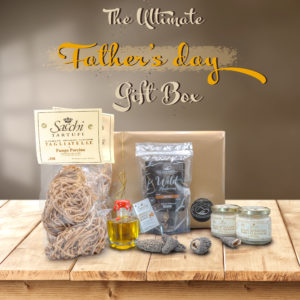 Father's Day Gift Box with Morel and Porcini Pasta with Italian White Truffle Sauce